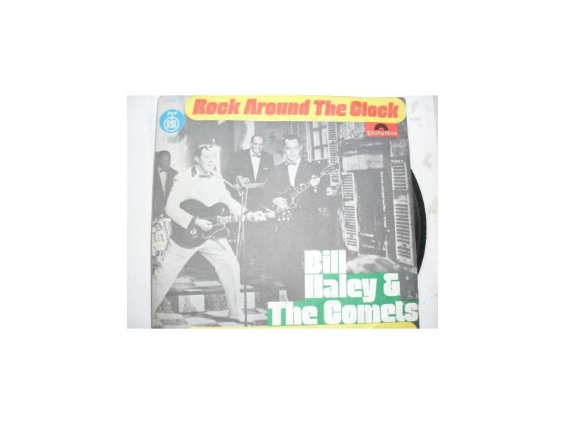 Bil Haley - Rock Around The Clock / Shake, R
