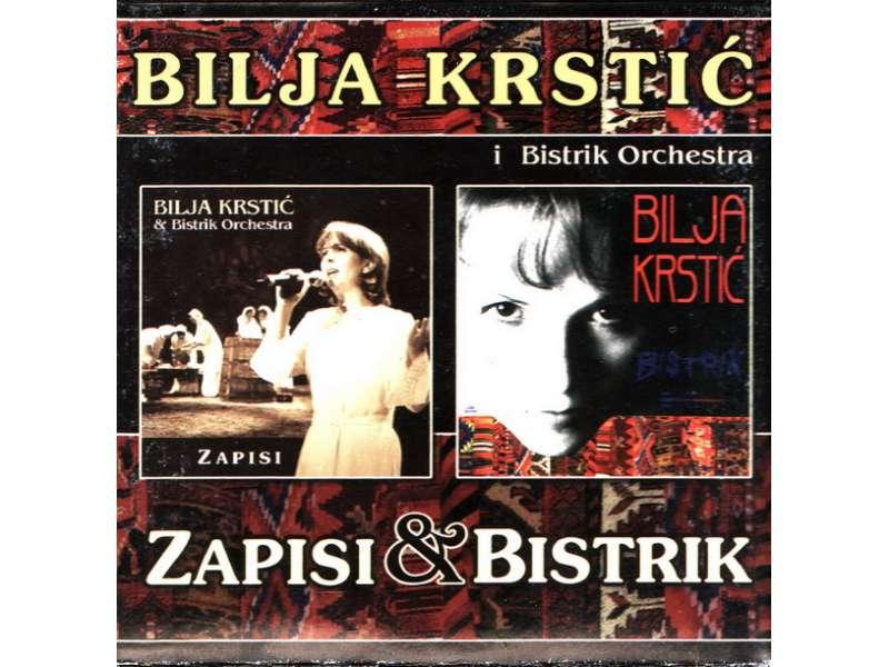 Bilja Krstić & Bistrik Orchestra - Zapisi & Bistrik