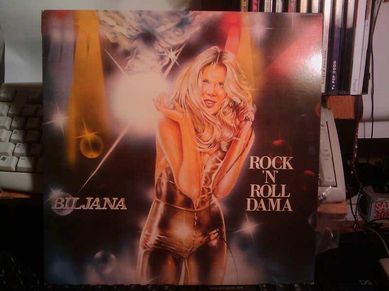 Biljana Petrović - Rock`N`Roll Dama