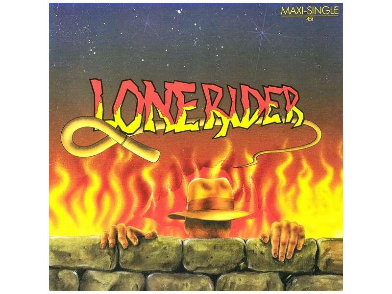 Bill Goins - Lone Rider Italo disco