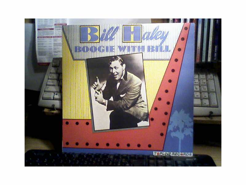 Bill Haley - Boogie With Bill, Mint