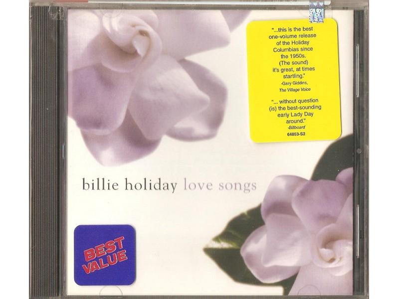 Billie Holiday - Love Songs