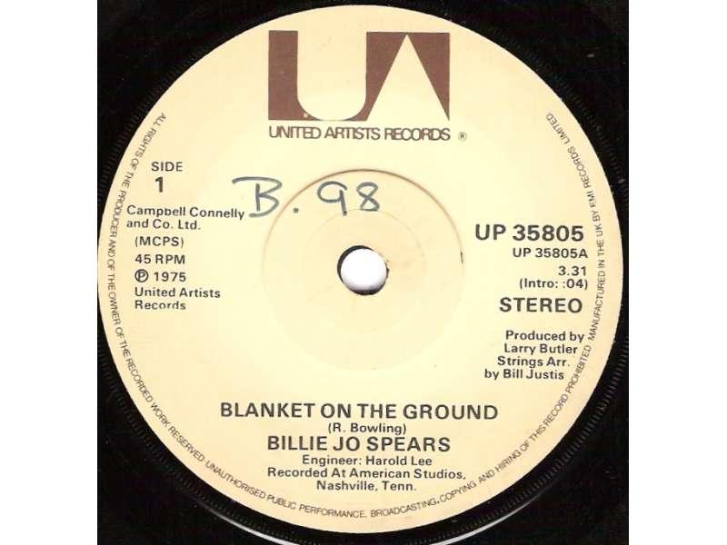 Billie Jo Spears - Blanket On The Ground