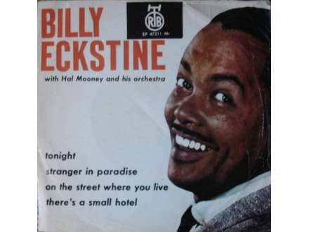 Billy Eckstine, Hal Mooney And His Orchestra - Tonight