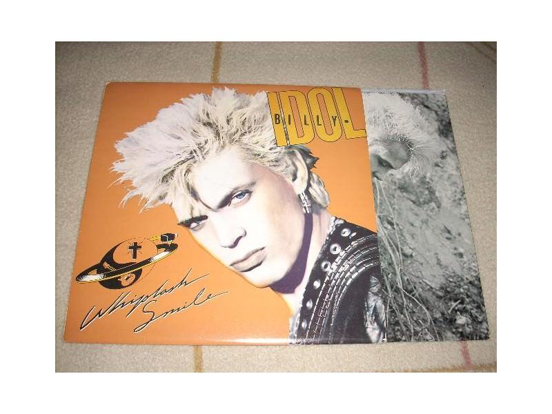 Billy Idol - Whiplash Smile LP Jugoton nm