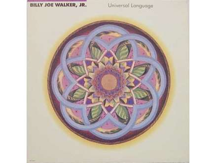 Billy Joe Walker Jr. - Universal Language