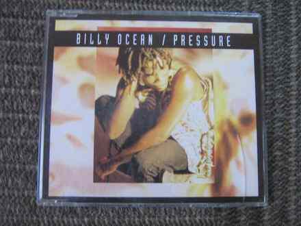 Billy Ocean - Pressure