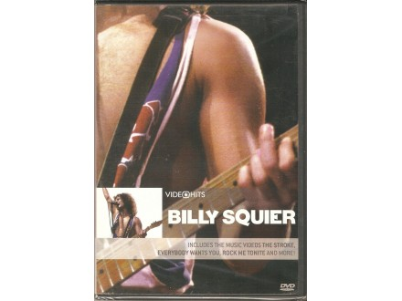 Billy Squier - Video Hits