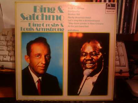 Bing Crosby, Louis Armstrong - Bing & Satchmo