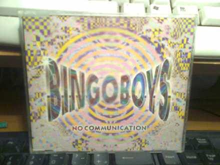 Bingoboys - No Communication