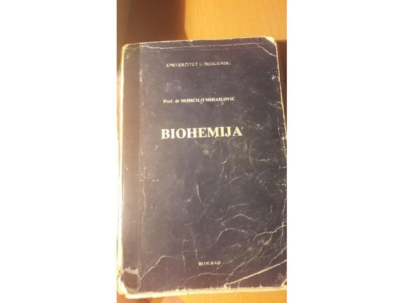 Biohemija Prof.Dr.Momičilo Mihailović