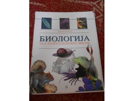 Biologija 6. razred Zavod