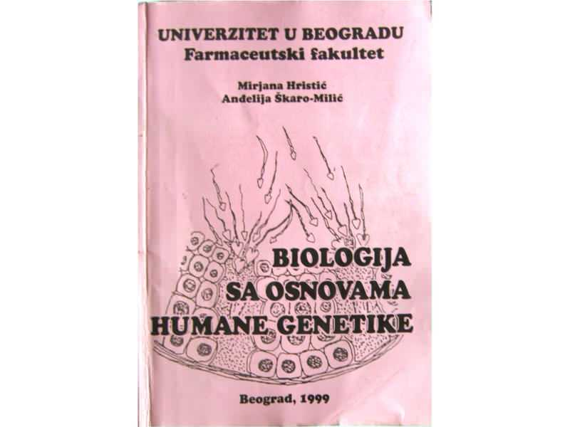 Biologija sa osnovama humane genetike