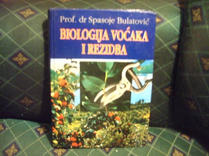 Biologija voćaka i rezidba, Spasoje Bulatović