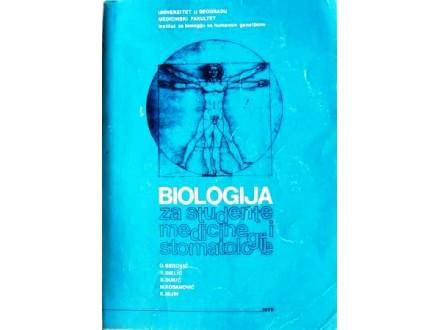 Biologija za studente medicine i stomatologije