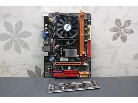 Biostar maticna ploca AM2 / AMD Athlon LE1620 2.4GHz