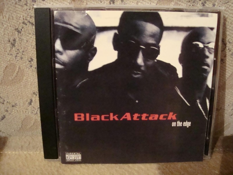 Black Attack (2) - On The Edge