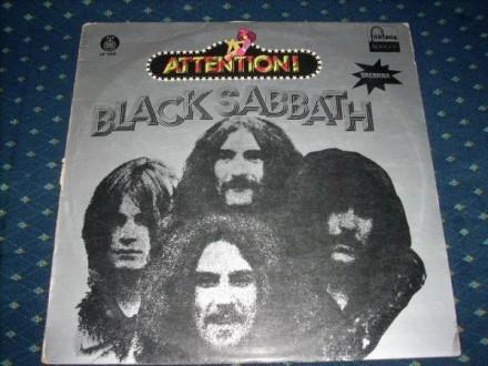Black Sabbath - Attention!  LP