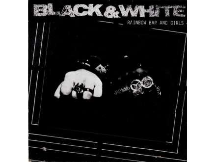Black & White (7) - Rainbow Bar And Girls