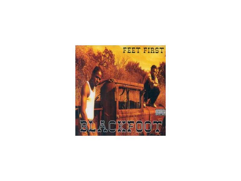 Blackfoot (4) - Feet First