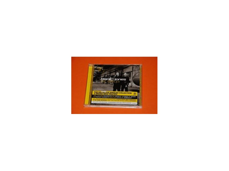 Blank & Jones - The Singles