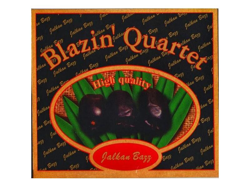 Blazin` Quartet - Jalkan Bazz