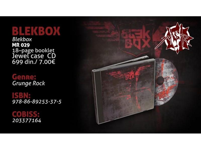 Blekbox - Blekbox