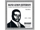 Blind Lemon Jefferson - Complete Recorded Works In Chronological Order: Volume 1 (1925-1926)