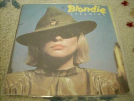 Blondie-Dreaming 7` singl