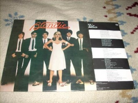 Blondie-Parallel Lines LP