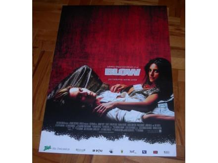 Blow, filmski plakat