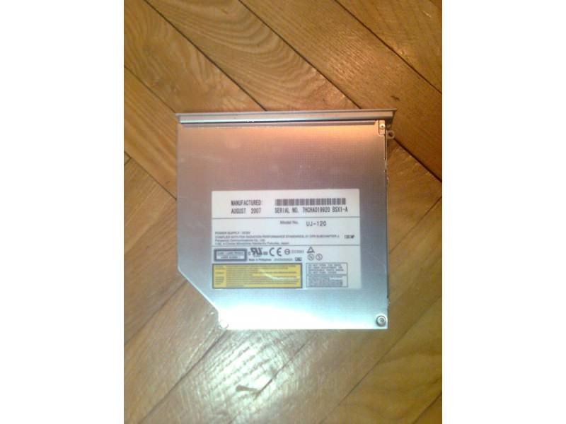 Blu-ray za notebook