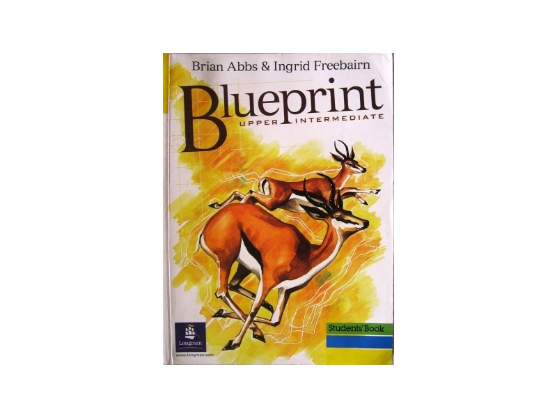 Blueprint uper intermediate - Students Book