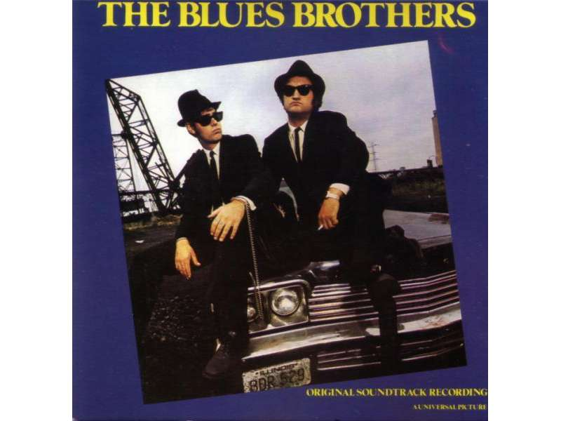 Blues Brothers, The - The Blues Brothers (Original Soundtrack Recording)