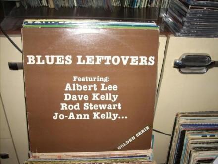 Blues Leftovers LP