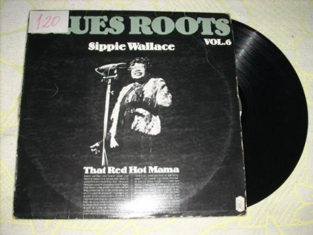 Blues Roots Vol. 6 - I`m Growing Older Every Day LP