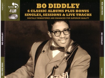 Bo Diddley - Six Classic Albums