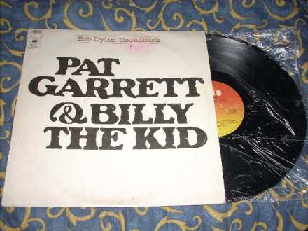 Bob Dylan - Pat Garrett & Billy The Kid LP Suzy