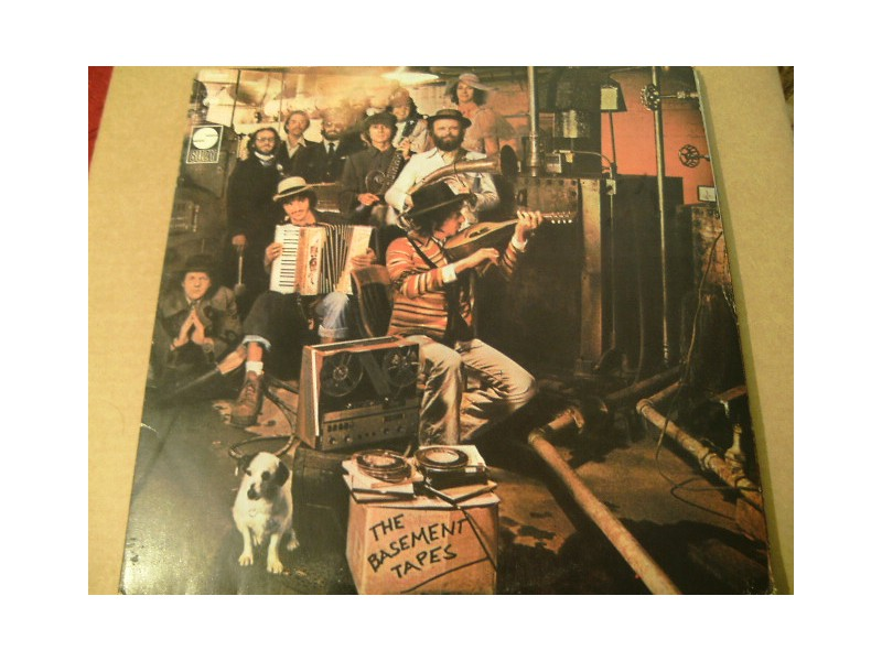 Bob Dylan & The Band - The Basement Tapes, mint