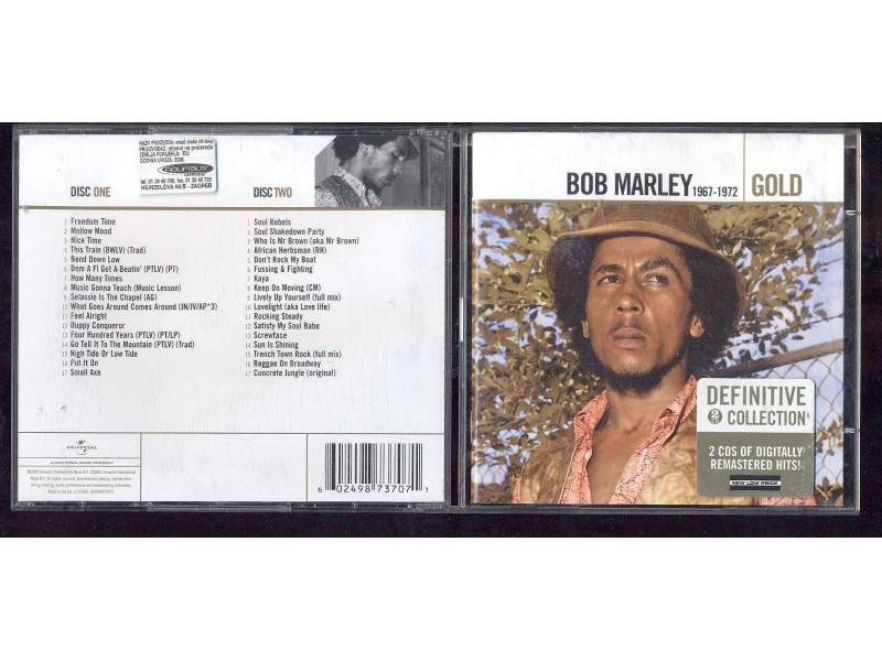 Bob Marley - 1967-1972 Gold
