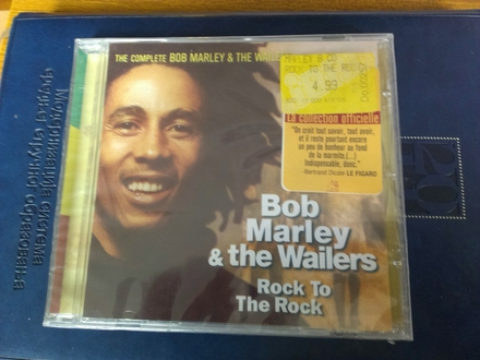 Bob Marley And The Wailers - Rock To The Rock