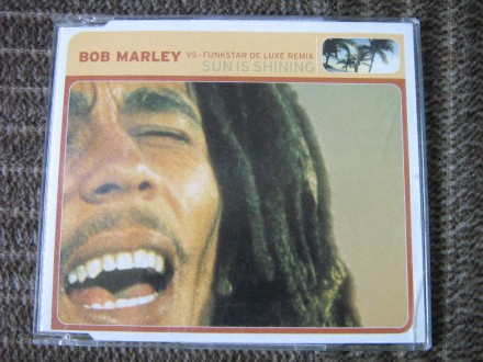 Bob Marley, Funkstar De Luxe - Sun Is Shining