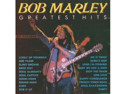 Bob Marley - Greatest Hits