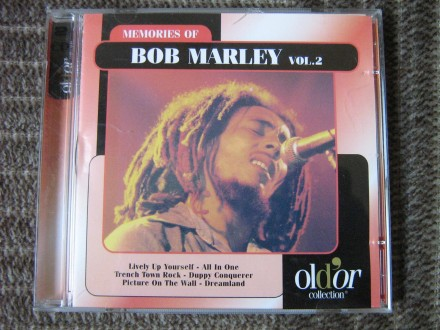 Bob Marley - Memories of Bob Marley Vol. 2 (2xCD)