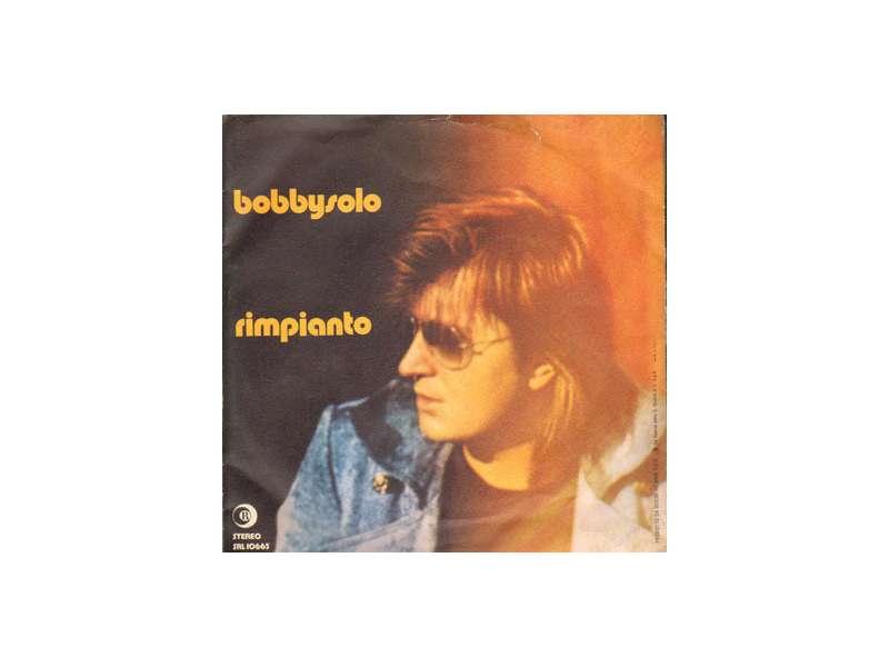 Bobby Solo - Rimpianto