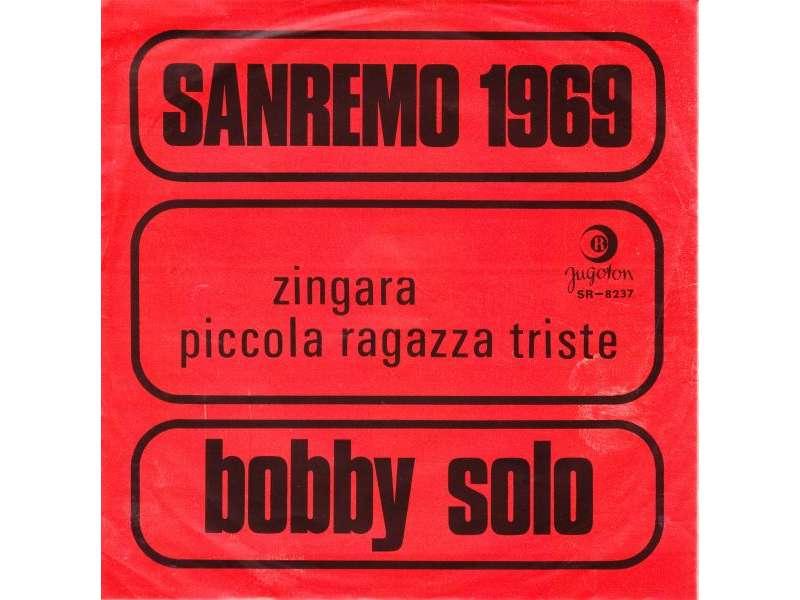 Bobby Solo - Zingara / Piccola Ragazza Triste