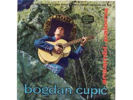Bogdan Čupić, Ansambl `Paloma` - Usamljeni Meksikanac