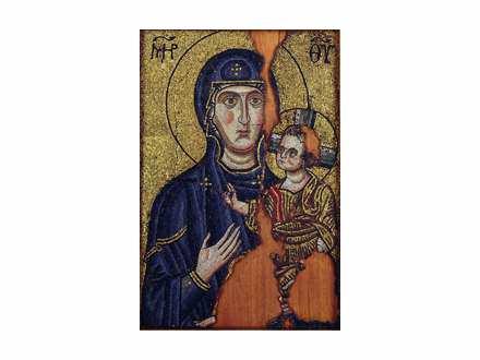 Bogorodica `Odigitrija` Hilandarska