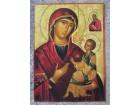 Bogorodica Odigitrija sa Sv.Jovanom Bogoslovom (opis!)