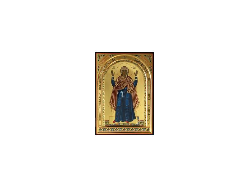 Bogorodica `Stena neoboriva` ili `Oranta`